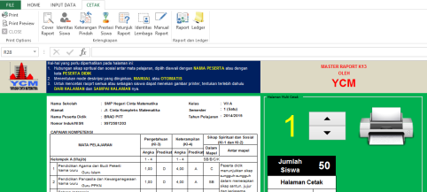 Master Raport K13